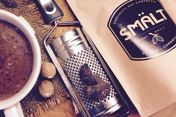 Smalt Speciality Hot Chocolate - Exclusive From Olfactory Coffee Roasters