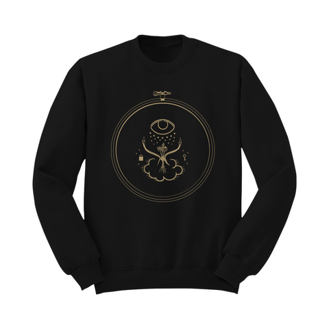 Cover Crewneck Sweatshirt - Into It. Over It. Store
