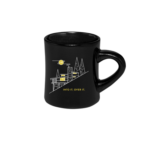Diner Mug - Into It. Over It. Store