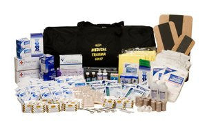 Deluxe Trauma Kit (50 Person)
