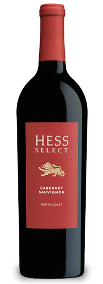 HESS SELECT CABERNET SAUVIGNON  NORTH COAST 2013