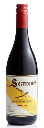 BADENHORST FAMILY WINES SECATEURS RED BLEND
