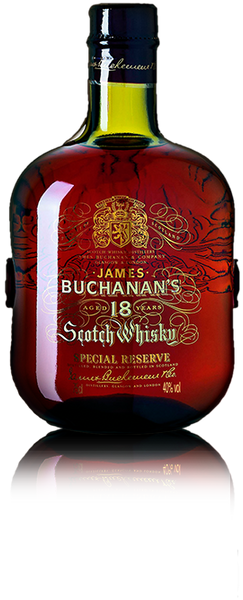 BUCHANAN'S  BLENDED SCOTCH WHISKY 18 YEARS