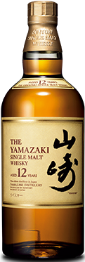 THE YAMAZAKI SINGLE MALT JAPANESE WHISKY