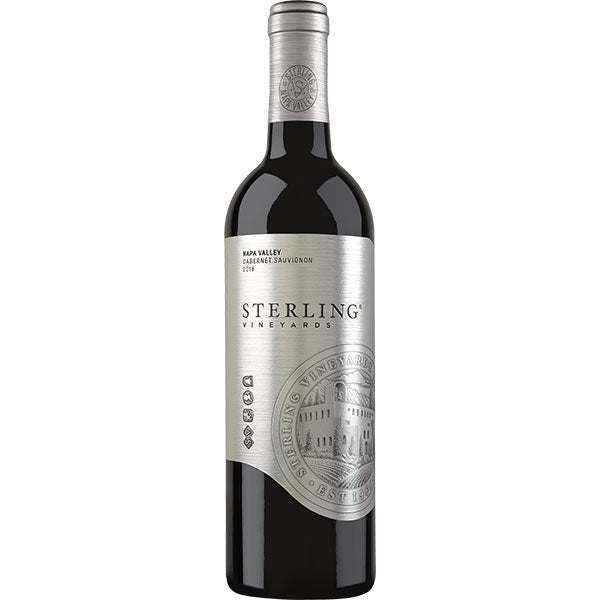 STERLING VINEYARDS NAPA VALLEY CABERNET SAUVIGNON 2017
