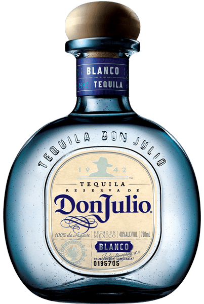 DON JULIO  TEQUILA SILVER
