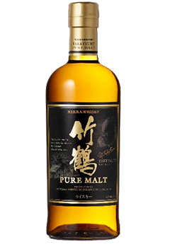 TAKETSURU PURE MALT- NIKKA WHISKY