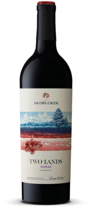 JACOB'S CREEK TWO LANDS SHIRAZ 2013