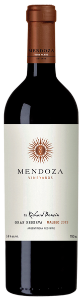 MENDOZA VINEYARDS MALBEC GRAND RESERVE (2013)