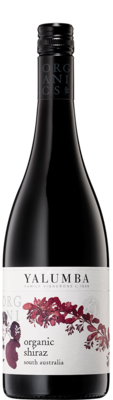 YALUMBA ORGANIC SHIRAZ 2016