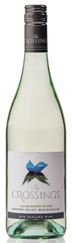 THE CROSSINGS MARLBOROUGH  SAUVIGNON BLANC 2016
