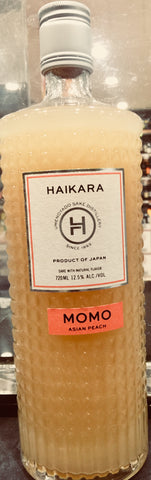 HAIKARA ASIAN PEACH SAKE