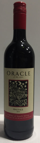 ORACLE PINOTAGE 2013
