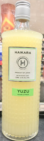 HAIKARA YUZU ASIAN CITRUS