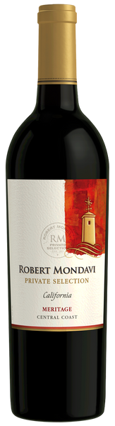 ROBERT MONDAVI MERITAGE PRIVATE SELECTION 2012