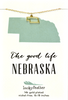 Nebraska State Necklace
