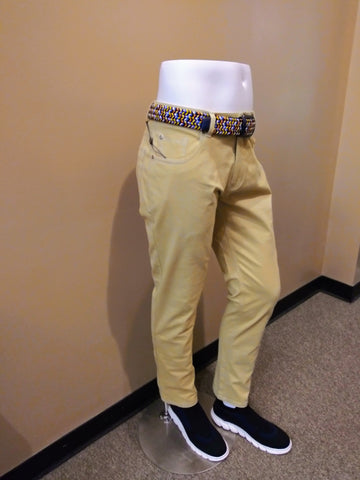 ENZO BUTTER COTTON PANT