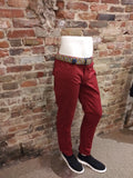 ENZO TOMATO COTTON PANT