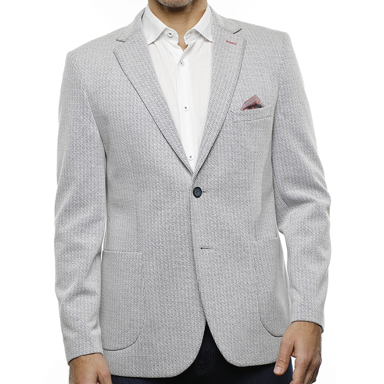 Luchiano printed sportcoat