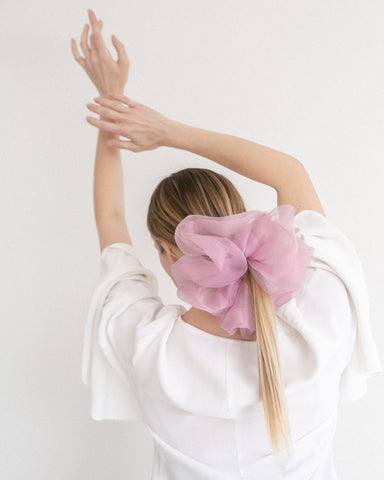 Room Shop Sustainable Oversized Cloud Scrunchies