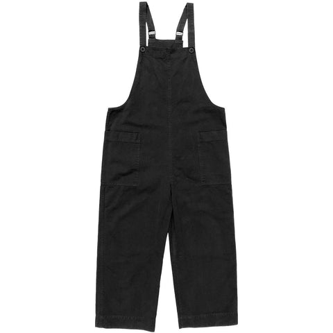 Ali Golden Overall Jumper Black