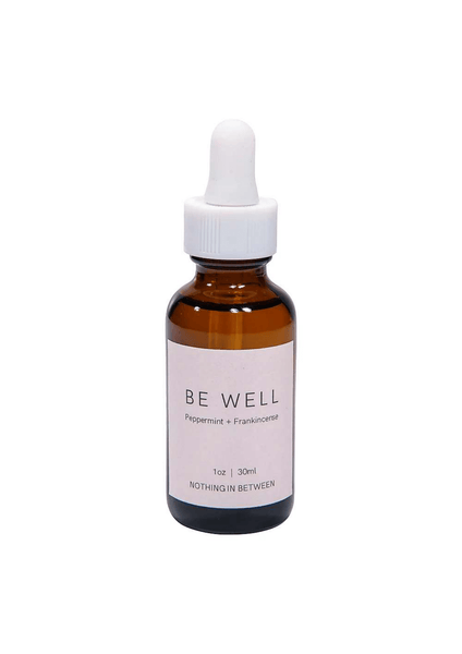 Nothing In Between Studio | Wellness Oils