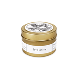 Brooklyn Candle Studio Gold Travel Candle - Love Potion