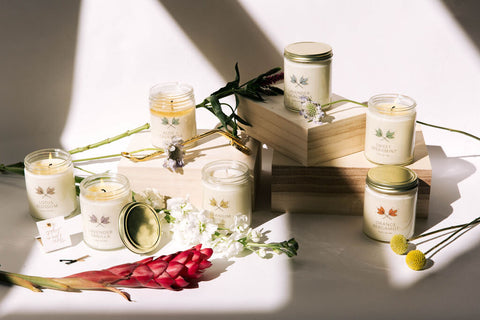 Candle Making Workshop with Handmade Habitat