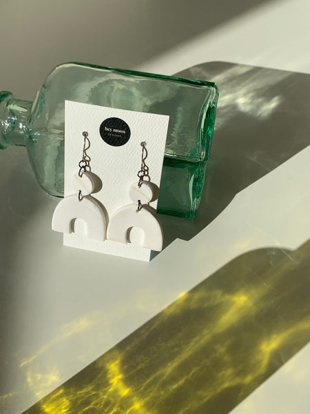 Hey Moon Designs | Centaurus Earrings