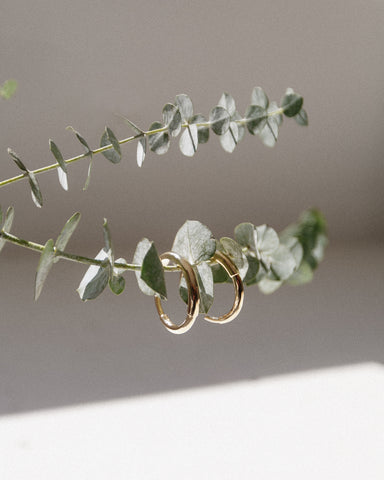 Sophie Blake Maggie Hoop Earrings, Kaleidos
