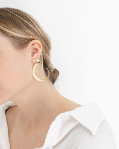 Faeber Studio Ohne Earrings