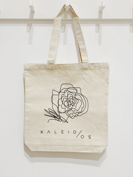 Kaleidos Limited Edition Continuous Rose Tote