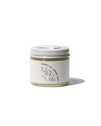 Laurens All Purpose Salve Travel Jar