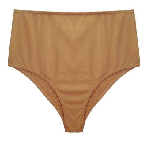 NUDE LABEL - High Waisted Brief 0.2
