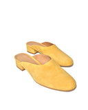 Paloma Wool Pia Mules Yellow