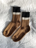 Le Bon Shoppe Camp Socks in Tawny