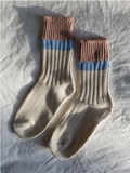 Le Bon Shoppe Camp Socks in Linen
