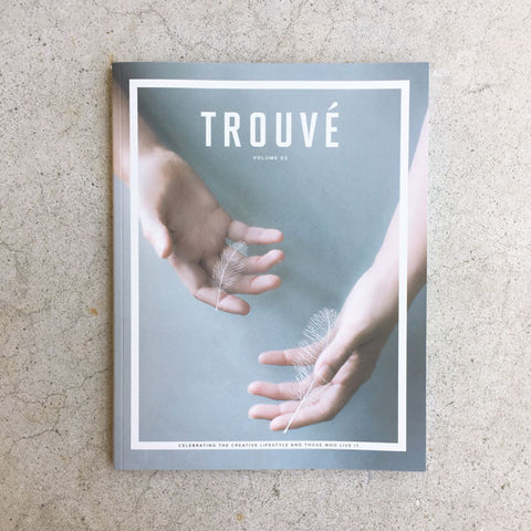 Trouve Mag Volume 3