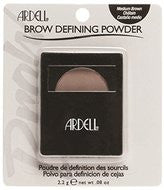 Ardell Professional Brow Defining Powder: medium brown