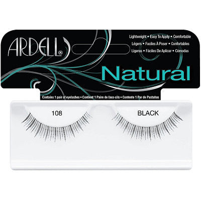 Ardell Professional Natural: 108 black
