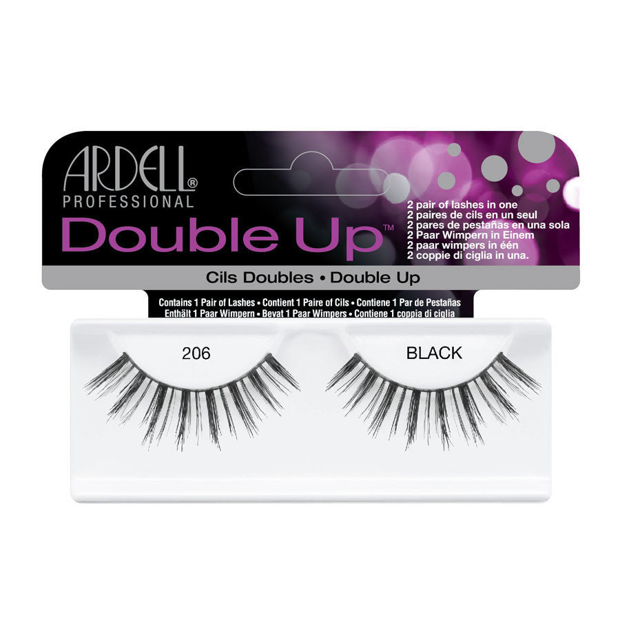 Ardell Professional Double Up: 206 black