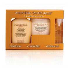 Mixed chicks a curly revolution kit