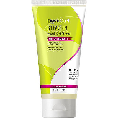 DevaCurl B'Leave-In Curl Boost and Volumizer 6oz
