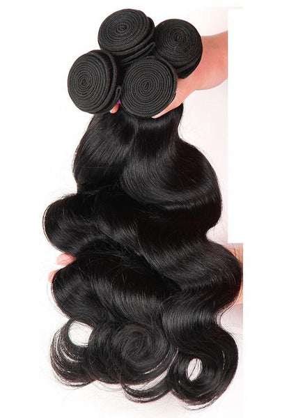 100% Unprocessed Human Hair Natural Remy