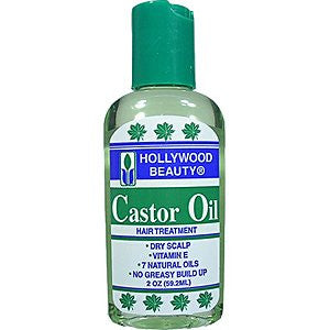 Hollywood Castor Oil 2oz.
