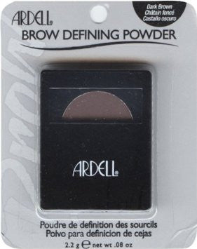 Ardell Professional Brow Defining Powder: dark brown