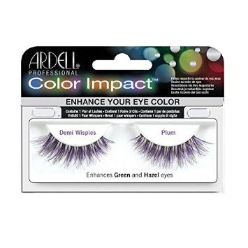 Ardell Professional Color Impact: Demi Wispies plum