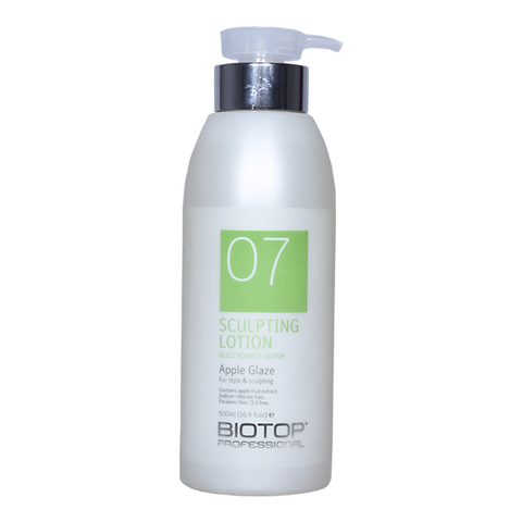 Biotop Professional 07 Sculpting Lotion Apple Glaze 500ml