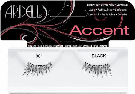 Ardell Professional Accent: 301 black
