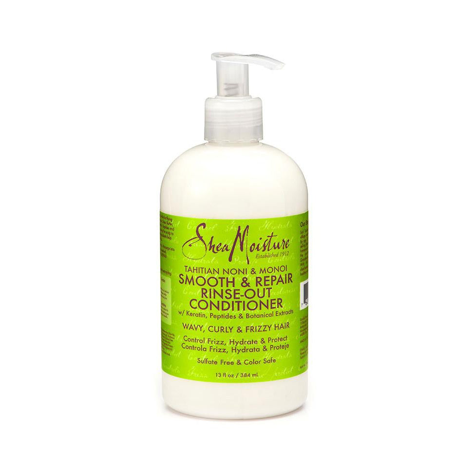Shea Moisture Tahitian Noni & Monoi Rinse-Out Conditioner